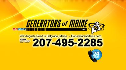Generators of Maine